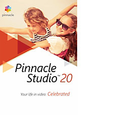 Pinnacle Studio 20 Standard Download