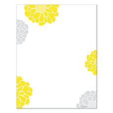Great Papers Design Paper Sunny Flowers
