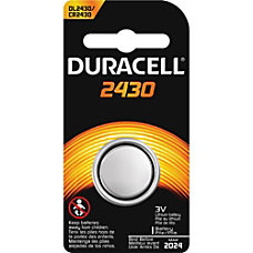 Duracell Coin Cell Lithium 3V Battery
