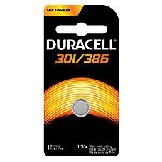 Duracell 15 Volt Silver Oxide Battery