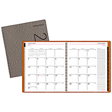 AT A GLANCE Monthly Planner 9