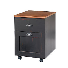 Realspace Shore Mini Solutions Rolling Pedestal