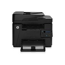 HP LaserJet Pro Monochrome Multifunction All