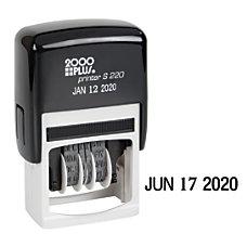 Cosco 2000PLUS Light Duty Line Dater