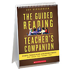 Scholastic Professional The Guided Reading Teachers
