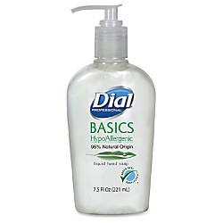 Dial Professional Basics HypoAllergenic Liquid Hand