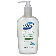 Dial Professional Basics Liquid Soap Fresh