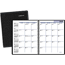 DayMinder 1 Year Monthly Planner 6
