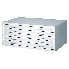 Safco F cil Flat File Small