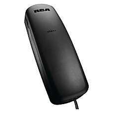 RCA Slimline 1103 1BKGA Standard Phone