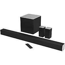 VIZIO 51 Sound Bar Speaker Wall