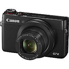 Canon PowerShot G7 X 202 Megapixel