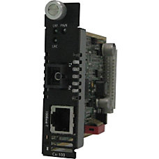 Perle C 100 S1SC40U Media Converter