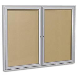Ghent 2 door Enclosed Outdoor Vinyl