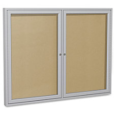 Ghent 2 Door Outdoor Enclosed Vinyl