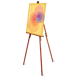 Office Depot Brand Wood Display Easel