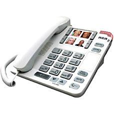 RCA Standard Phone Silver