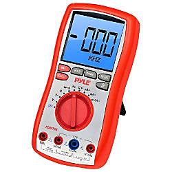 Pyle PDMT38 Electric Voltage Measuring Device