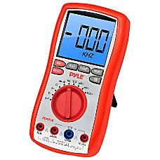 Pyle PDMT38 Electric Voltage Measuring Device