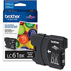 Brother Innobella LC61BK Ink Cartridge Inkjet