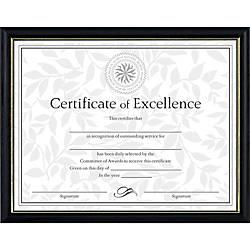 Dax Burns Grp Two tone Certificate