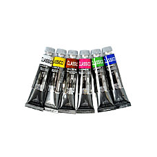 Maimeri Classico Oil Color Try Out