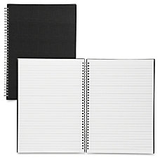Sparco Twin Wire A4 Linen Notebook