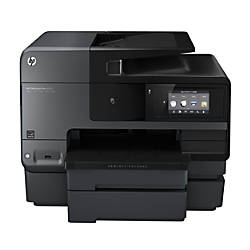 HP Officejet Pro 8630 e-All-In-One Printer, Scanner, Copier, Fax