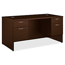 HON 101 Double Pedestal Desk 60