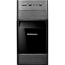 Lenovo IdeaCentre H500 Desktop Computer With