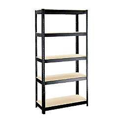 Hirsh Industries Commercial Duty Shelving 5