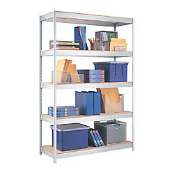 Hirsh Industries 1000 Series 5 Shelf