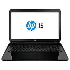 HP Touchsmart Notebook Laptop With 156