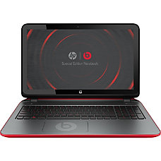 HP Beats Special Edition Laptop Computer