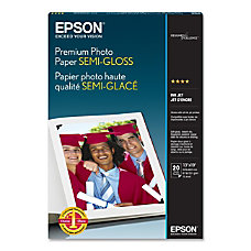 Epson Premium Photo Paper Super B