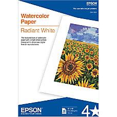 Epson Fine Art Paper