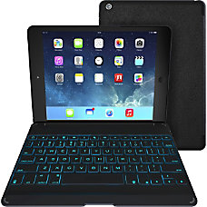 ZAGG ZAGGkeys KeyboardCover Case Folio for