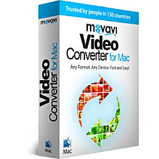 Movavi Video Converter 6 for Mac