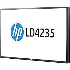HP LD4235 42 inch LED Digital