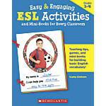 Scholastic ESL ActivitiesMini Books