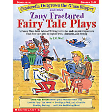 Scholastic Fractured Fairy Tales Play