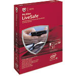 McAfee LiveSafe 2015 For PCMac Traditional