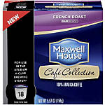 Maxwell House Cafe French Roast Coffee