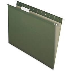 Pendaflex Recycled Hanging File folders with