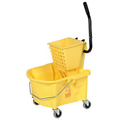 Splash Guard 26 Qt Bucket Combo