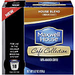 Maxwell House Cafe Collection House Blend
