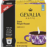 Gevalia Dark Royal Roast Coffee Single