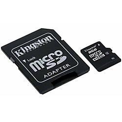 Kingston 8GB MicroSD Flash Card Class