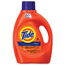Tide Liquid Laundry Detergent Liquid Solution
