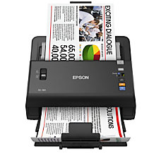 Epson WorkForce DS 760 Sheetfed Scanner
